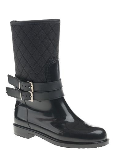 D by Divarese Yağmur Çizmesi Siyah